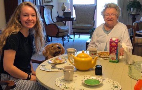 A final tea party