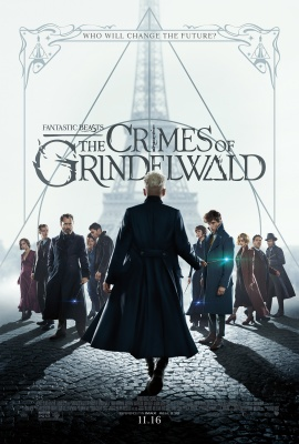 Official Poster for Fantastic Beasts: The Crimes of Grindelwald