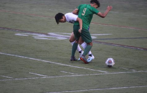 Close, aggressive soccer match against cross-town rival Pioneer ends in injury, red cards