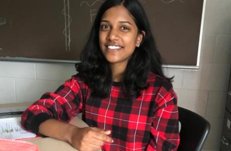 Meena Suresh: A Surgeon in Progress