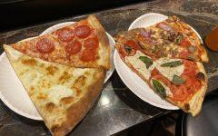 Daniel and Ben's Food Review: Joe's Pizza