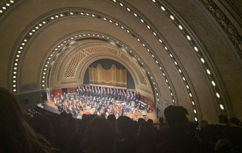 Huron's choir dazzles once again