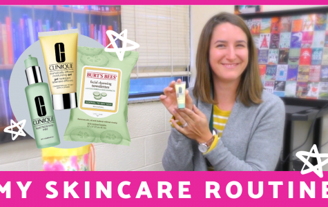 Take a peek into Ms. Neevel's skin care routine
