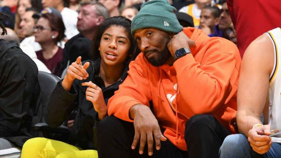 Kobe+Bryant+and+his+13+year-old+daughter+Gianna+were+among+nine+people+killed+in+a+helicopter+crash+on+Sunday+January+26th+in+Calabasas%2C+California.