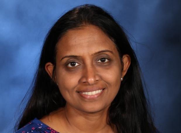 Teacher Tuesday: Mrs. Ramadoss