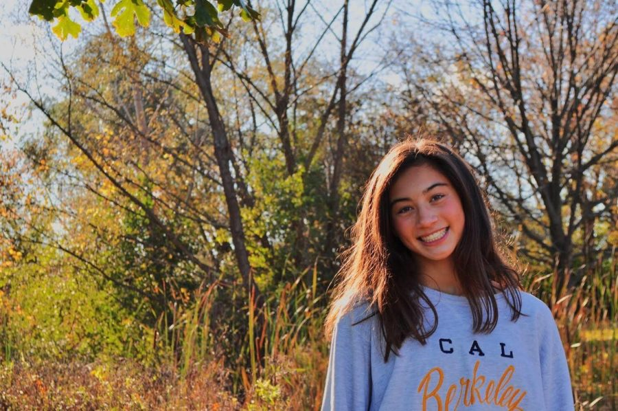 Junior Verena Wu participates in many activities including soccer, orchestra, green team, and more.