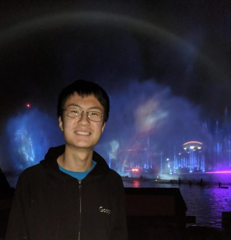 Photo of Benjamin Zhao