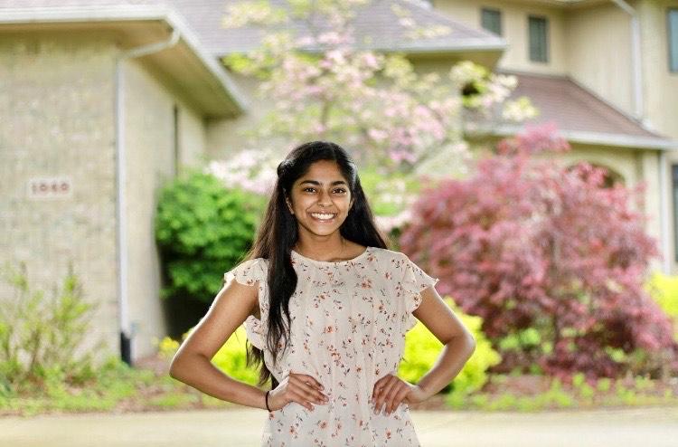 Junior Jumpstart Monday: Divija Chandupatla