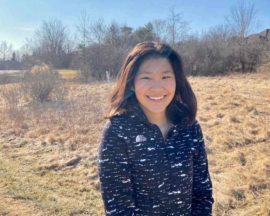 Freshman Friday: Catherine Li