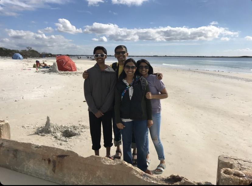 Sophomore Saturday: Vaibhav Ramadoss