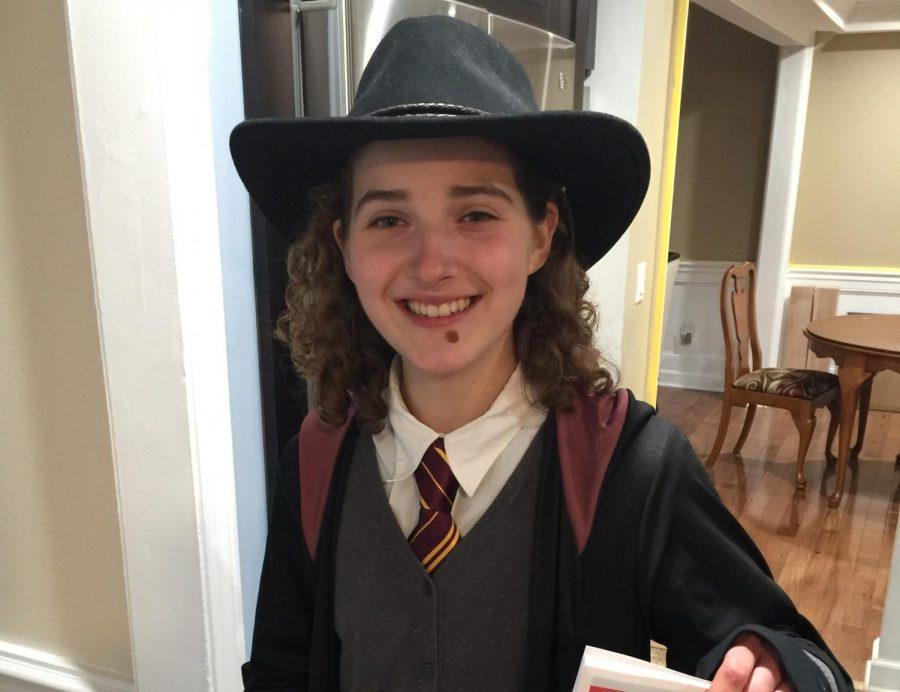 Junior Jumpstart Monday: Jessie Schwalb