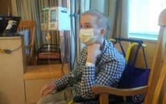 Four walls: my battle with cancer