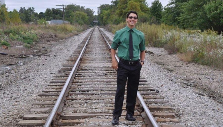 Senior Sunday: Taha Ebrahim
