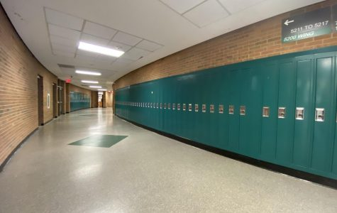 With crowded hallways during five minute transition periods it will be hard to enforce social distancing.