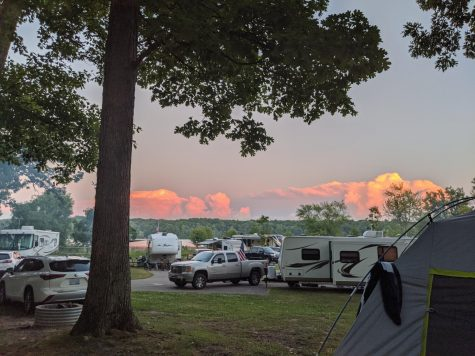 In a world full of campers, Allison says to simply choose a tent.