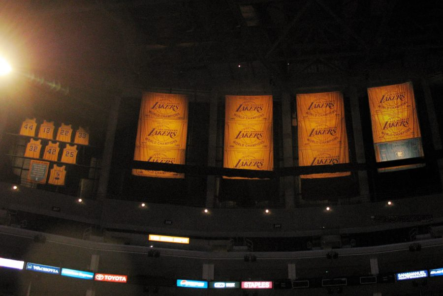 Last+week+the+Lakers+won+their+17th+championship%2C+capping+off+an+eventful+NBA+season+in+the+Orlando+bubble.+%28Wikimedia+Commons%29