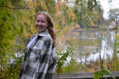 Freshman Friday: Anna Wyman