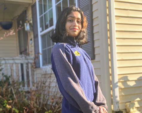 Freshman Friday: Kriya Jaiganesh