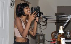 MYNA's working on her EP 'Bad Luv,' which is heavily inspired by her experiences transitioning into adulthood.