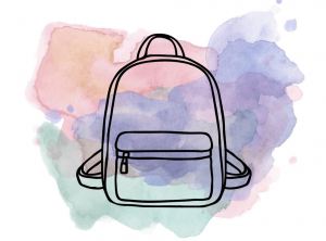Your backpack wonders where you are. It misses its partner in crime. Your backpack misses you.
