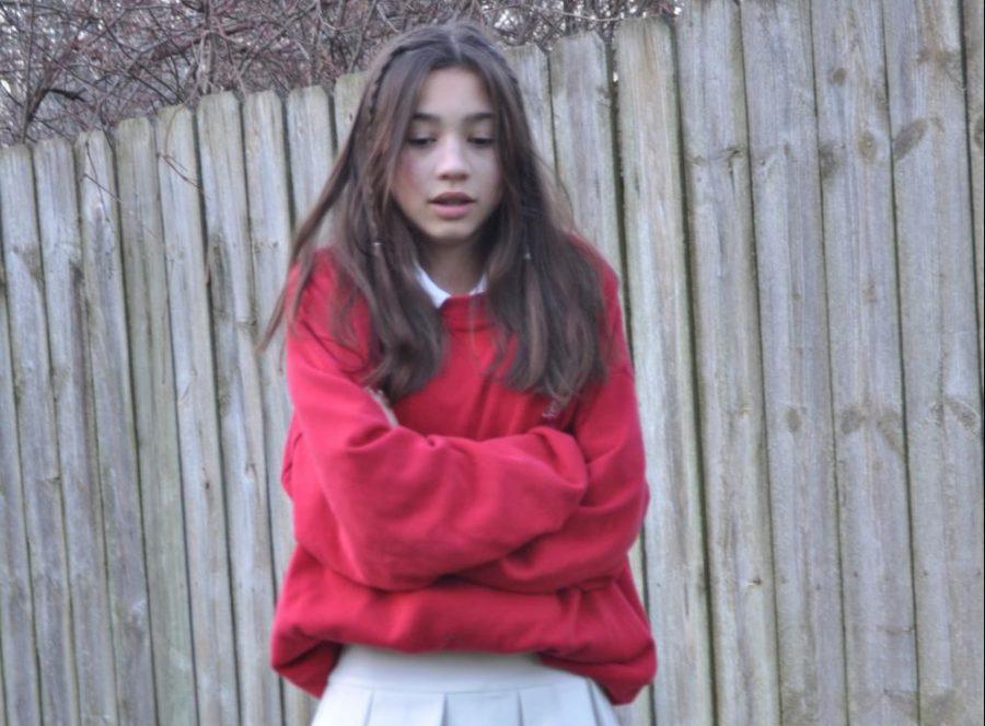 Amelia Wu outfit breakdown