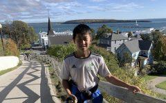 Junior Jumpstart Monday: Ian Zhang