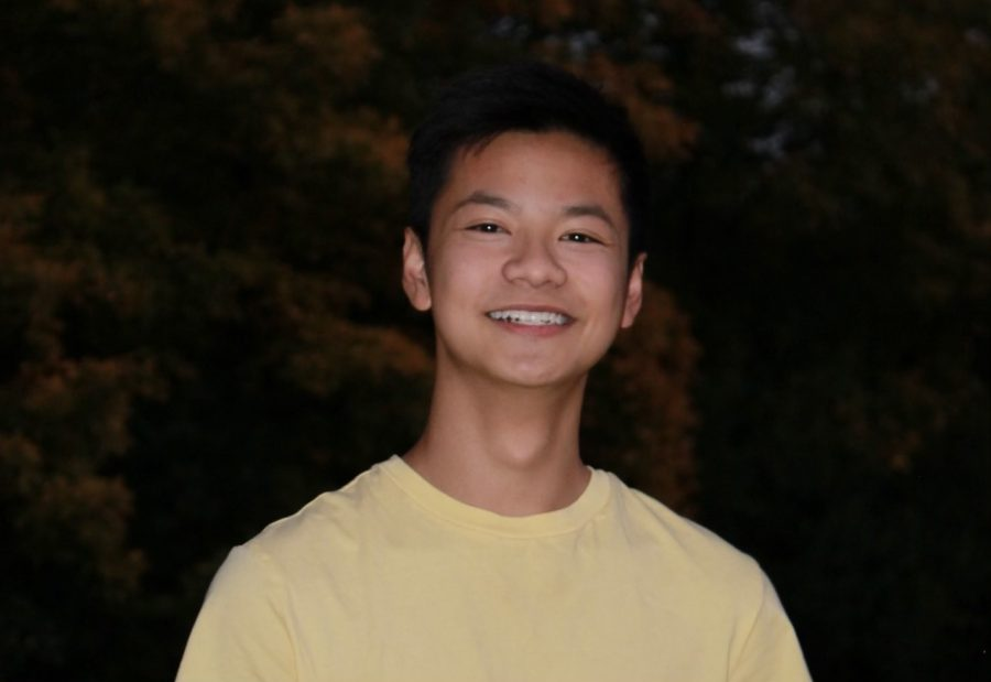 Senior Sunday: Matthew Ye