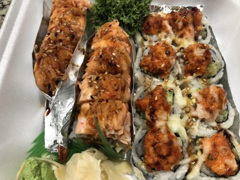 Sushi Dabu: Extensive options, especially for those who don