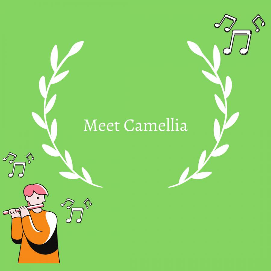 Meet Camellia Sakamoto