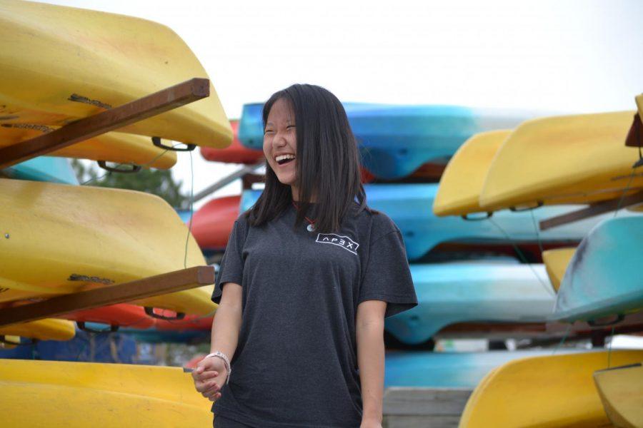 Sophomore Saturday: Kira Zhao